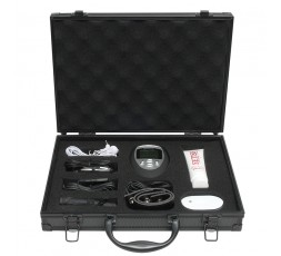 Sexy Shop Online I Trasgressivi Electrosex  - Ff Shock Therapy Deluxe Travel Kit - Pipedream
