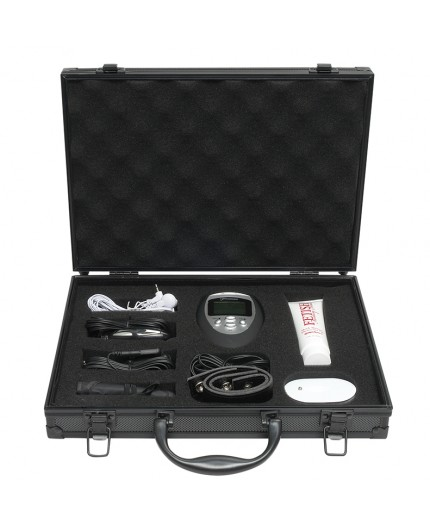 Sexy Shop Online I Trasgressivi - Electro Sex - FF Shock Therapy Deluxe Travel Kit - Pipedream