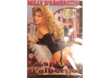 Dvd Etero - Lo Spione D'Albergo - Milly D'Abbraccio