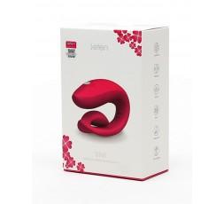sexy shop online i trasgressivi Ovulo Vibrante Con App - Vivi Fucsia 19 cm - Leten