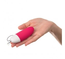 Sexy Shop Online I Trasgressivi - Sex Toy Con App - Ovulo Vibrante Smart Mini Bluetooth Rosa - Magic Motion
