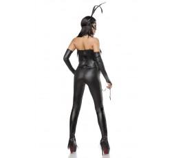 Sexy Shop Online I Trasgressivi - Costume Sexy Per Carnevale - Costume Da Coniglietta Nero - Bunny Costume