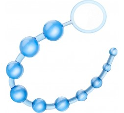 Sexy Shop Online I Trasgressivi - Palline Anali - B Yours Basic Beads Blue - Blush