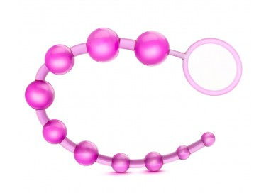Sexy Shop Online I Trasgressivi - Palline Anali - B Yours Basic Beads Pink - Blush Novelties
