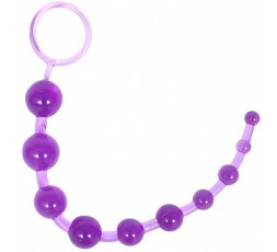 Sexy Shop Online I Trasgressivi - Palline Anali - B Yours Basic Beads Purple - Blush