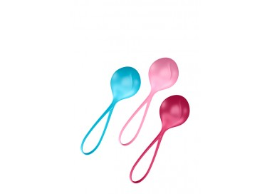 Il consiglio del giorno: Kit e Set - Balls C03 Single Set Of 3 - Satisfyer