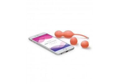 Sex Toy Con App - Palline Vaginali Vibranti Bloom - We Vibe