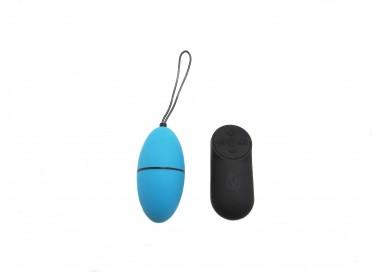 Ovulo Vibrante Wireless - Remote Control Egg G2 Azzurro - Virgite
