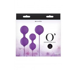Sexy Shop Online I Trasgressivi - Palline Vaginali - Luxe O Weighted Kegel Balls - NS Novelties