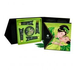 Sexy Shop Online I Trasgressivi - Kit del Piacere - Geisha's Secrets Set Green Tea - Shunga