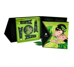 Sexy Shop Online I Trasgressivi - Kit e Set - Geisha's Secrets Set Green Tea - Shunga