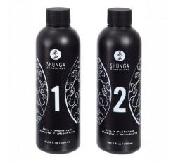 Sexy Shop Online I Trasgressivi - Kit e Set - Body Oriental Massage Gel Set Exotic - Shunga