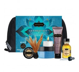 Sexy Shop Online I Trasgressivi - Kit e Set - Getaway Kit Set of Travel Sized Products - KamaSutra
