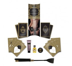 Sexy Shop Online I Trasgressivi - Kit e Set Per Coppia - KamaSutra Feel Me Play Set Giallo - KamaSutra