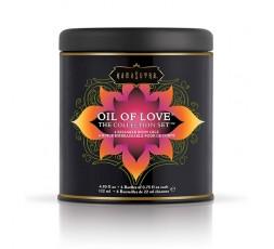 Olio per il corpo - Oil of Love The Collection Set Assortment - Kama Sutra