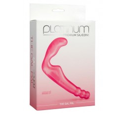 Sexy Shop Online I Trasgressivi - Strapon Donna - PLATINUM PREMIUM THE GAL PAL PINK - DOC JOHNSON