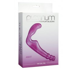 Sexy Shop Online I Trasgressivi - StrapOn Doppia Penetrazione - Platinum Premium The Gal Pal Purple - Doc Johnson