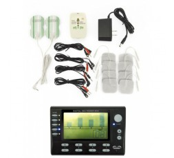 Sexy Shop Online I Trasgressivi - Electro Sex - Power Box Deluxe Set Con Display LCD - Rimba