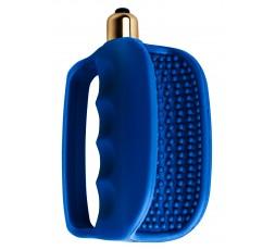 sexy shop online i trasgressivi Masturbatore Vibrante Design - Hand Solo 7 Speed Blue - Rocks-off
