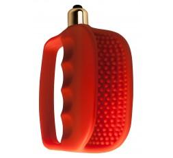 sexy shop online i trasgressivi Masturbatore Vibrante Design - Hand Solo 7 Speed Red - Rocks-off