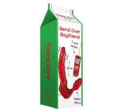 Sexy Shop Online I Trasgressivi - StrapOn Doppia Penetrazione Vibrante - Bend Over StrapOn Boyfriend - Toy Joy