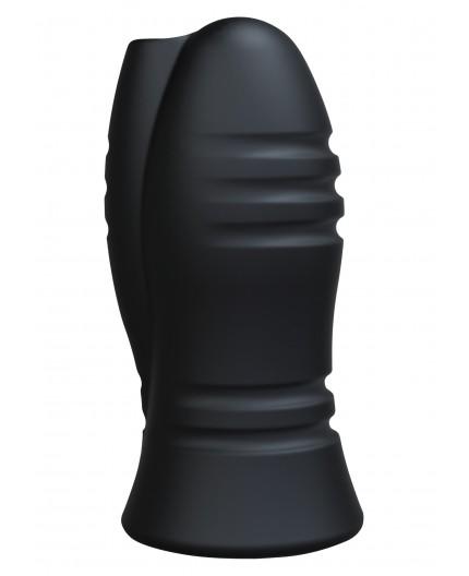 Sexy Shop Online I Trasgressivi - Masturbatore Vibrante Design - Optimale Vib Stroker Chain Black - Doc Johnson