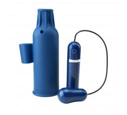 Sexy Shop Online I Trasgressivi - Masturbatore Vibrante Design - Tremble Stroker 10 Function Blue - NMC