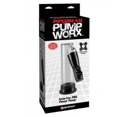 Sexy Shop Online I Trasgressivi - Sviluppatore Pene - Auto Vac Pro Power Pump Black - California Exotic Novelties