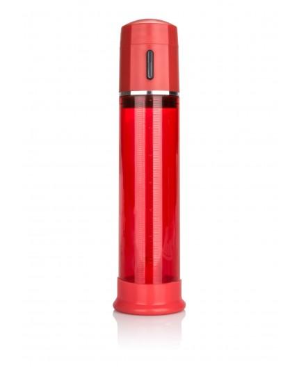 Sexy Shop Online I Trasgressivi - Sviluppatore Pene - Advanced Firemans Pump Red - California Exotic Novelties