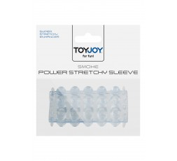 Sexy Shop Online I Trasgressivi - Guaina Fallica - Power Stretchy Sleeve Blue - Toy Joy