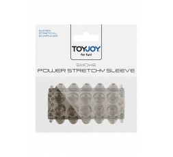 Sexy Shop Online I Trasgressivi - Guaina Fallica - Power Stretchy Sleeve Grey - Toy Joy