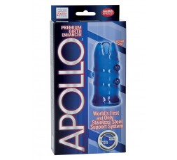 Sexy Shop Online I Trasgressivi - Guaina Fallica - Premium Girth Enhancers Blue - California Exotic Novelties