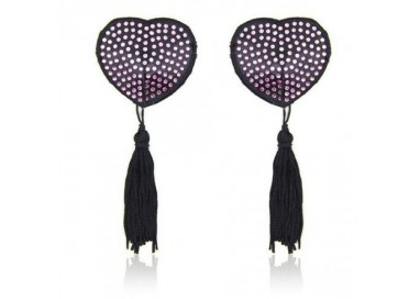 Accessori Vari - Heart Shine Nipples Tassels - Toyz4Lovers