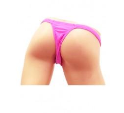 sexy shop online i trasgressivi Slip Calcinha Rosa Fluo - Ivete Pessoa