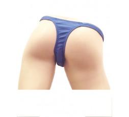 Sexy Shop Online I Trasgressivi - Slip Transgender By Ivete Pessoa - Calcinha Blu Cadetto Scuro - Ivete Pessoa