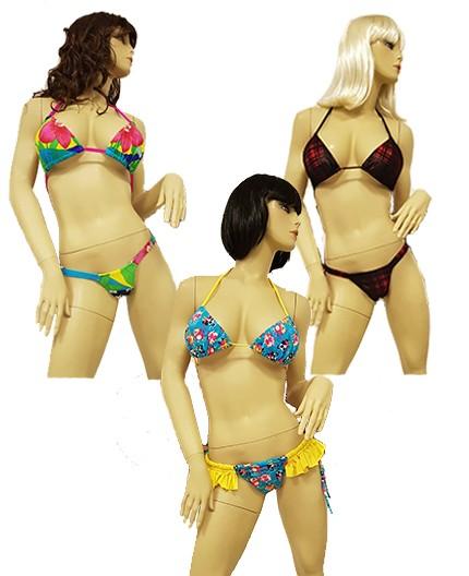 sexy shop online i trasgressivi Promo Pack Bikini Taglia M - N. 1 - Ivete Pessoa