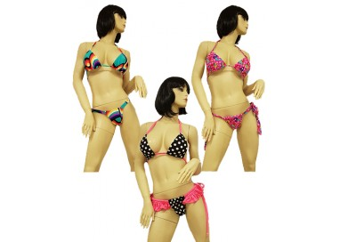 Bikini Promo Moda Mare Transgender - Promo Pack Bikini N. 2 - Ivete Pessoa