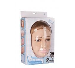 Sexy Shop Online I Trasgressivi - Bambola Gonfiabile - Dreamy Doll Kylila Hess - NMC