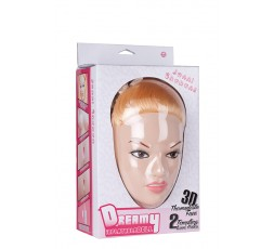 Sexy Shop Online I Trasgressivi - Bambola Gonfiabile - Dreamy Doll Jenni Shabane - NMC