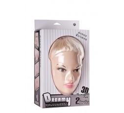 Sexy Shop Online I Trasgressivi - Bambola Gonfiabile - Dreamy Doll Aleda Kirtman - NMC