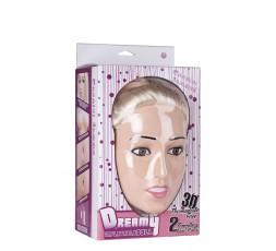 Sexy Shop Online I Trasgressivi - Bambola Gonfiabile - Dreamy Doll Chantal Summae - NMC