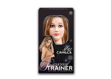 Bambola Gonfiabile - Personal Trainer Shy Camilla - NMC