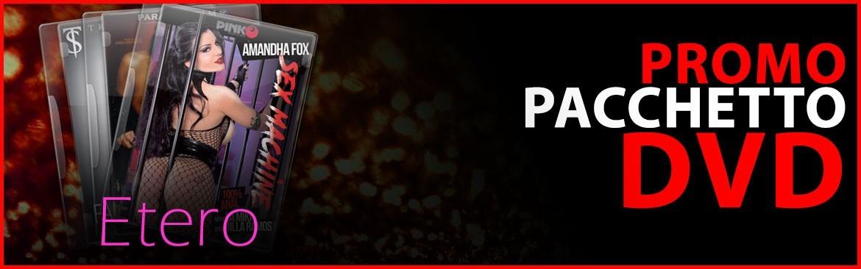 Pacchetto offerta DVD Etero