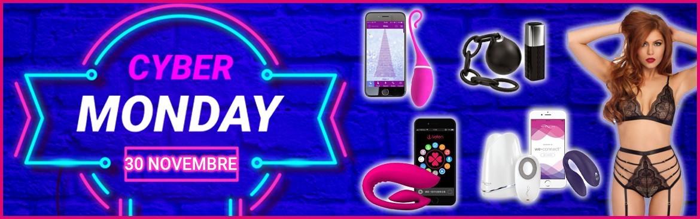 Cyber Monday - Sexy Shop