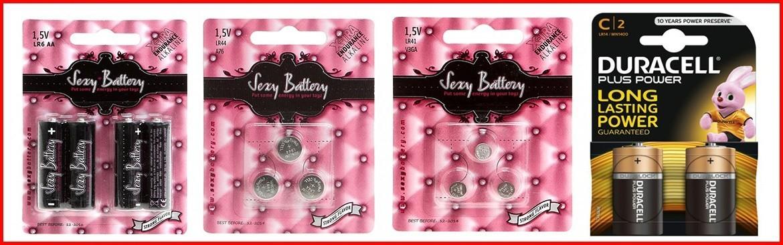 Batterie Sex Toys