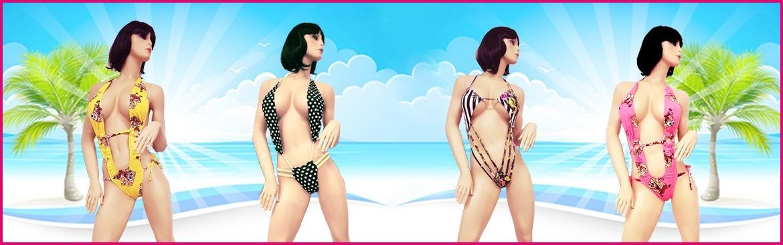 Trikini Promo Moda Mare Transgender