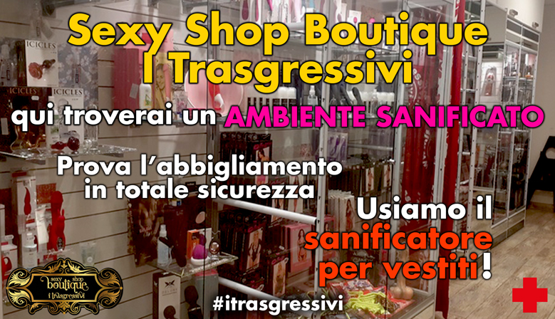 AMBIENTE SANIFICATO BOUTIQUE