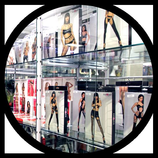 Sexy shop I Trasgressivi - Sexy lingerie