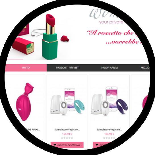 Sexy shop online I Trasgressivi