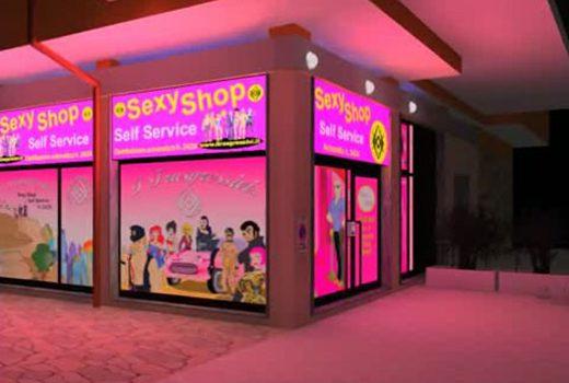 Sexy shop I Trasgressivi Cesenatico
